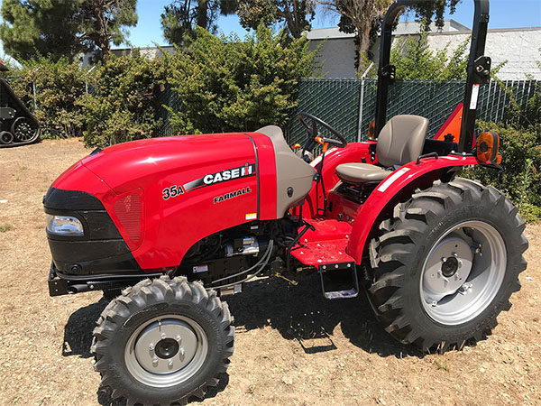 Diamond A Equipments - 2019 CASE IH FARMALL 35A